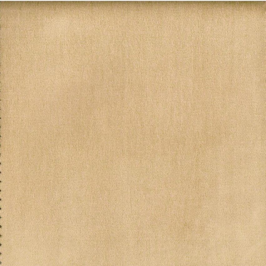 Fabric Velvet Classic Honey