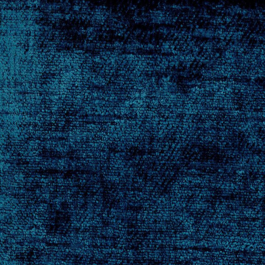 Fabric Velvet Durby Azure