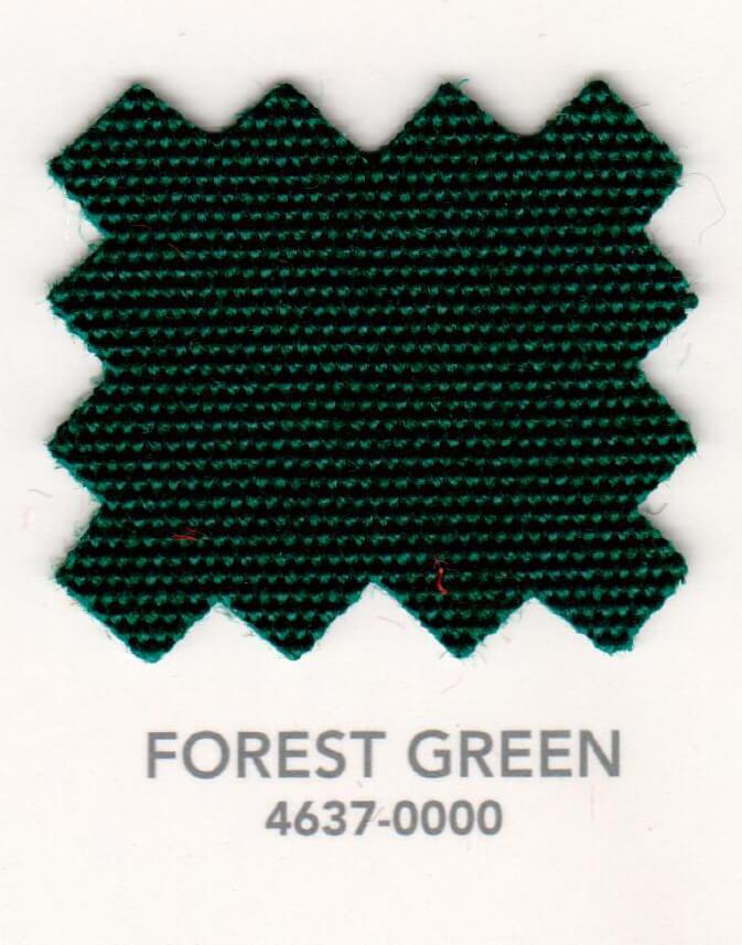Fabric Sunbrella Outdoor Forest Green 4637 0000