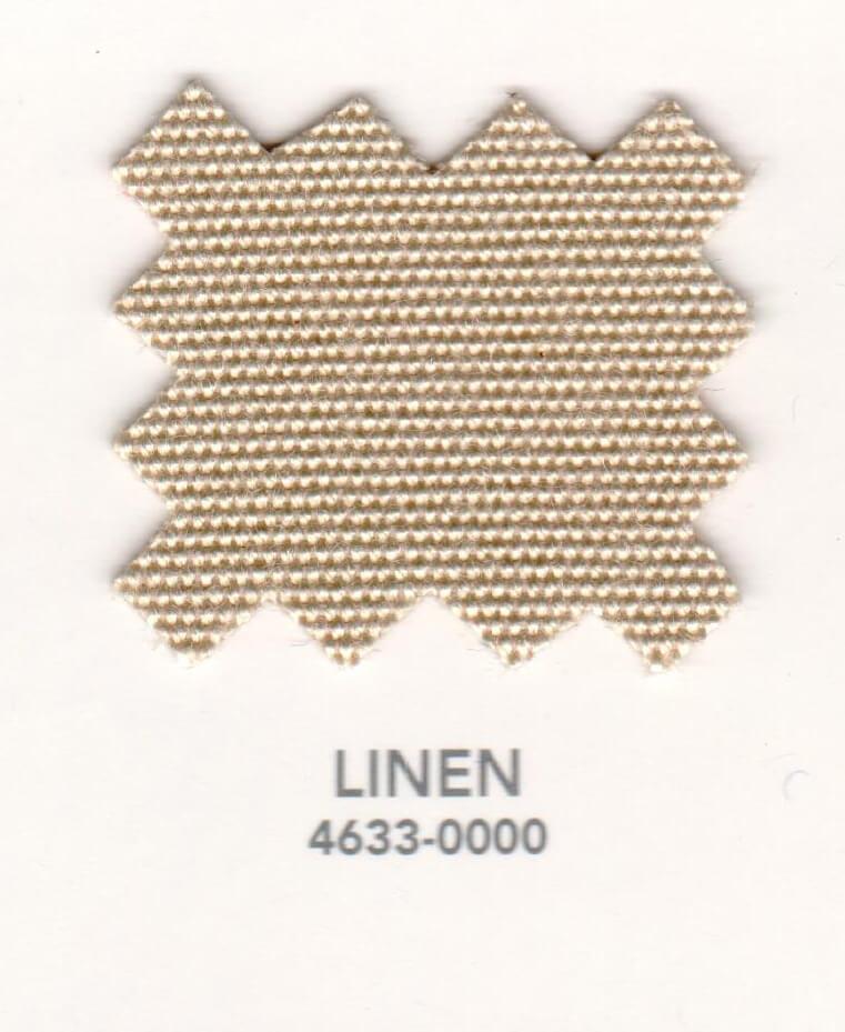 Fabric Sunbrella Outdoor Linen 4633 0000