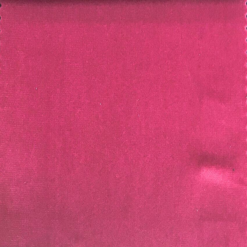 Fabric Velvet Liberty Magenta