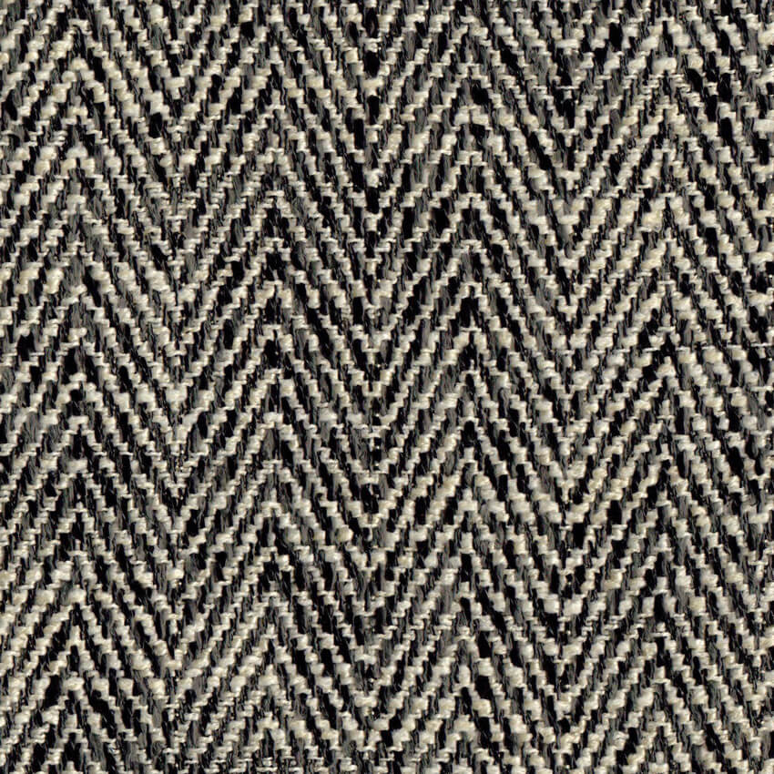 Fabric Roosvlet Drak Brown Zinc 13