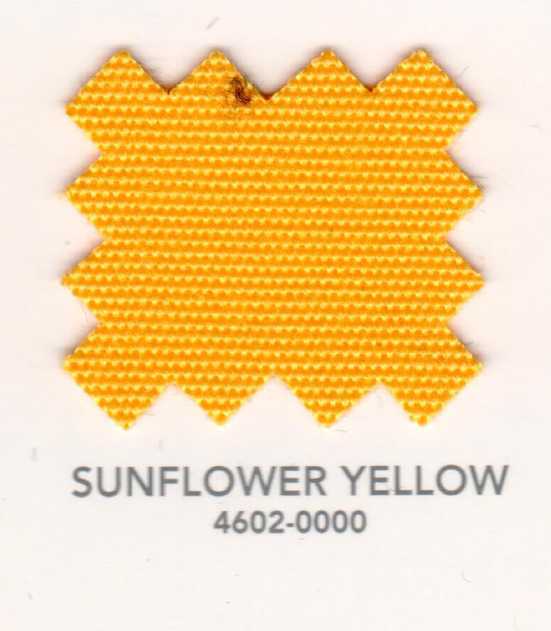 Fabric Sunbrella Outdoor Sunflower Yellow 4602 0000